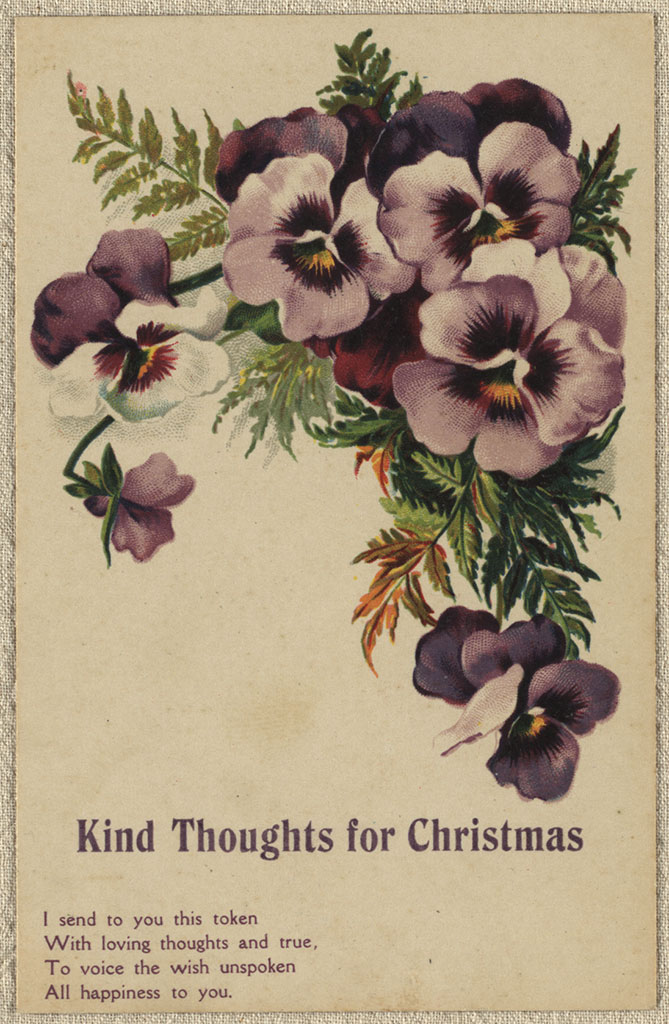 Thumbnail Image of Kind thoughts for Christmas