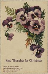 Kind thoughts for Christmas