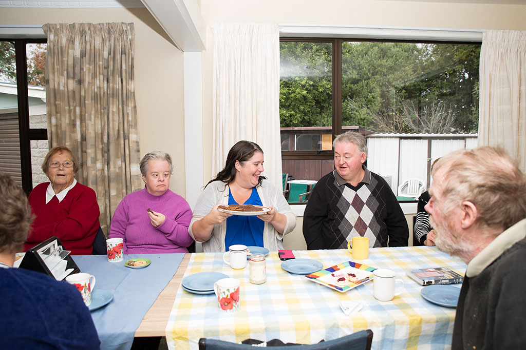Thumbnail Image of Community lunch at the Bishopdale Community Trust
