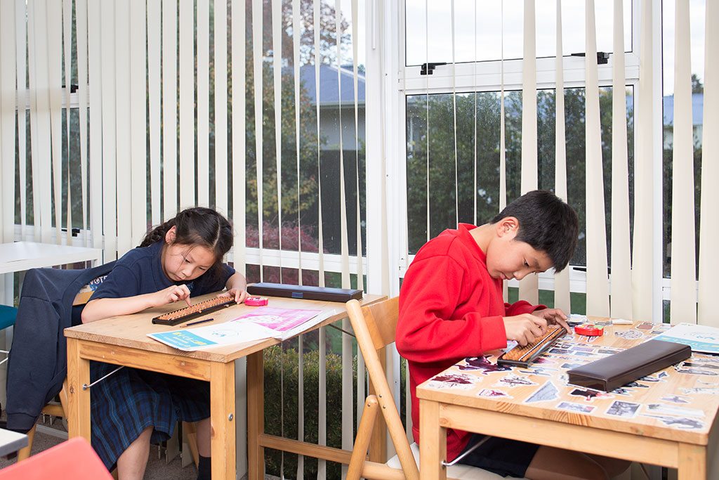 Thumbnail Image of Neo and Miu at their Abacus class, Cullahill Street
