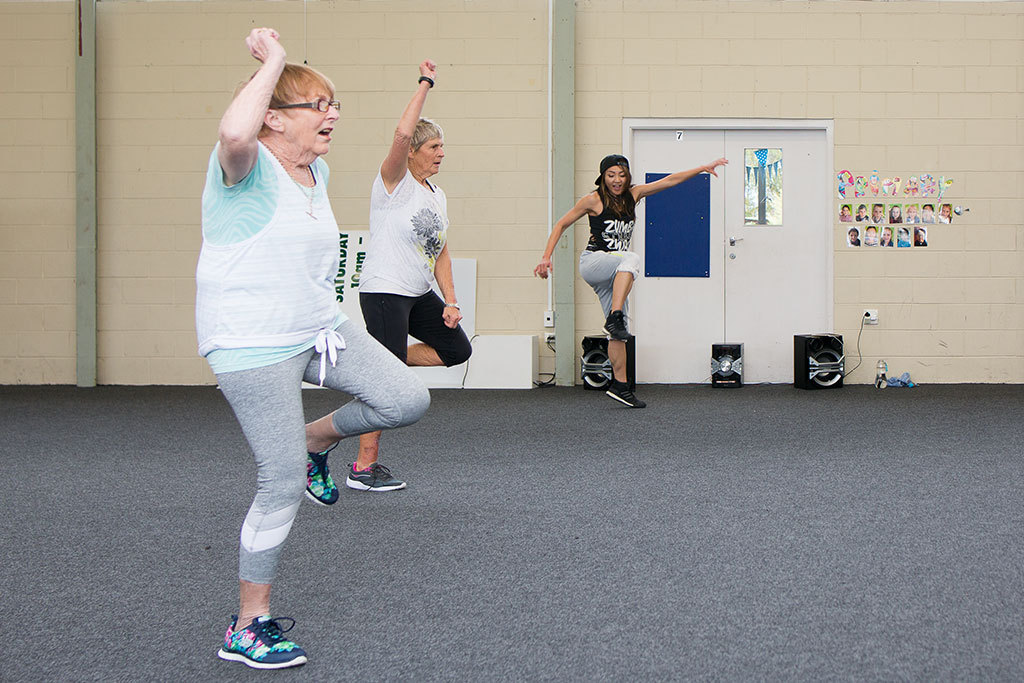 Thumbnail Image of Zumba with Missy at the Bishopdale Seventh Day Adventist Church