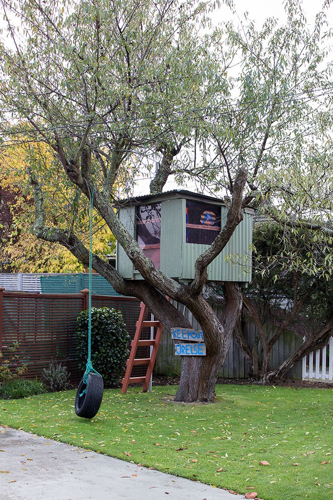 Thumbnail Image of Tree house, Stackhouse Avenue.