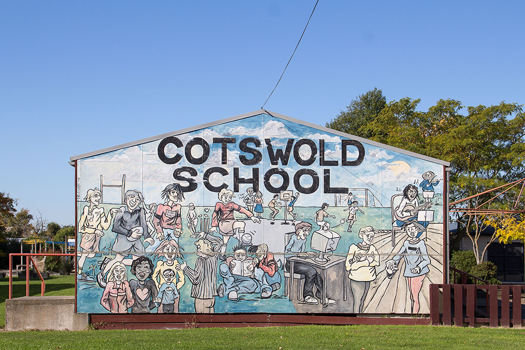 Thumbnail Image of Cotswold School mural