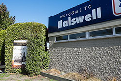 Link to Halswell Project, 2015