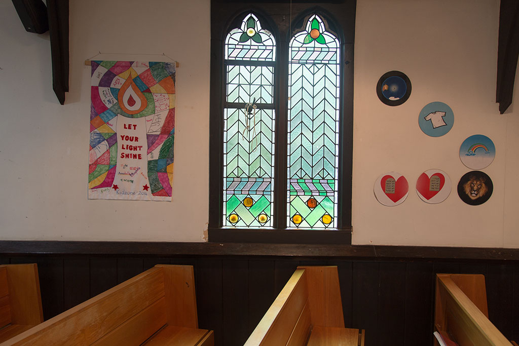 Thumbnail Image of Decorations made by local members of St Mary's Anglican Church
