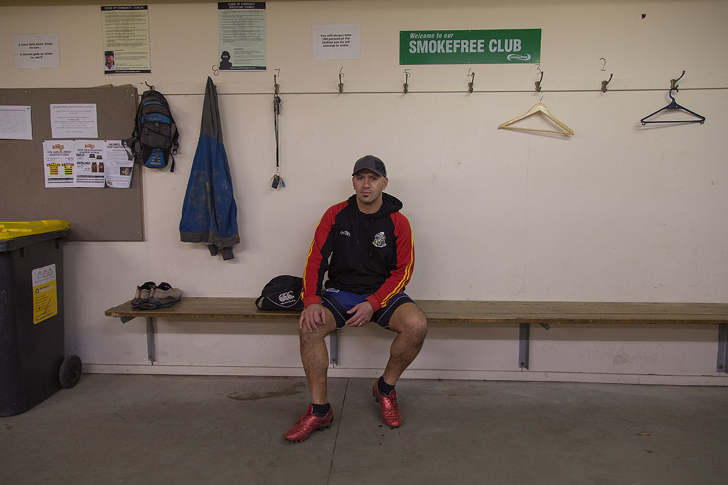 Thumbnail Image of Kevin Te-Hau, Halswell Hornets Rugby League Club senior team trainer