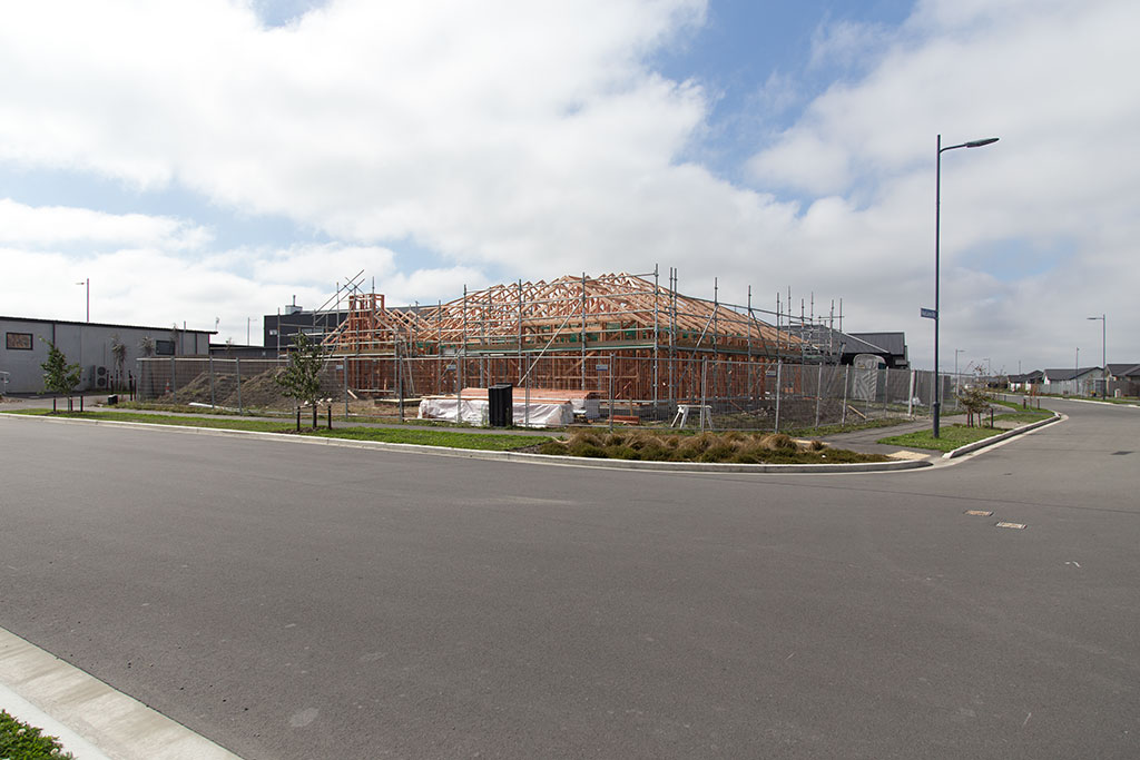 Thumbnail Image of House construction in Wigram Skies