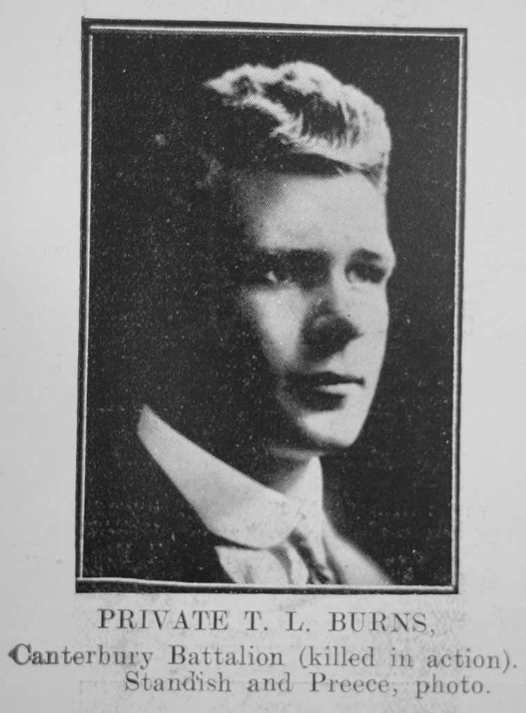 Thumbnail Image of Thomas Leslie Burns